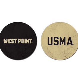 West Point/USMA Thirsty Car Coaster (Two Pack)