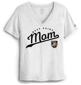 """West Point Mom"" T-Shirt with Shield (Intramural T/League)"