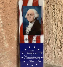 Washington Laminated Bookmark