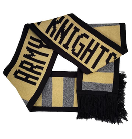 West Point/Black Knights Marled Yarn Scarf (McFly)