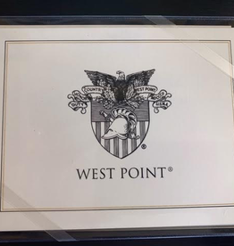 Informal Notecard/West Point Crest