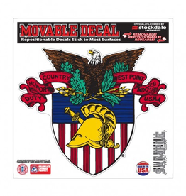 West Point Crest Decal (6 by 6 inches)