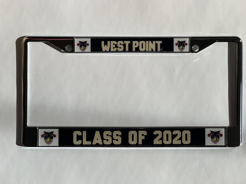 PREORDER: Class of 2020  License Plate Frame