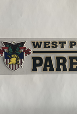 West Point Parent Decal  (3 x 10)