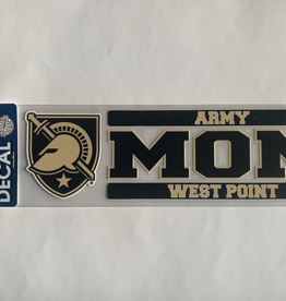 Army/WP/Mom Decal, 3 x 10