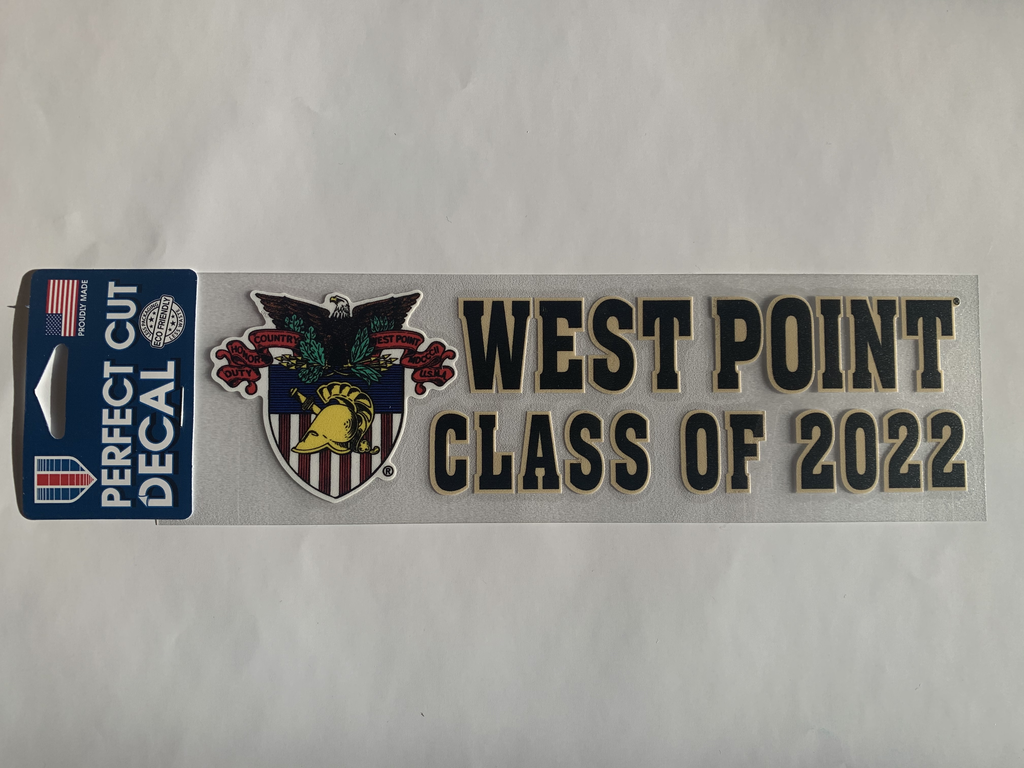 West Point Class of 2022 Decal