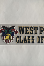 West Point Class Of 2023 Decal Daughters Of The U S