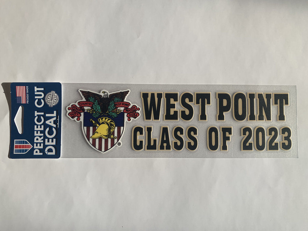 West Point Class of 2023 Decal