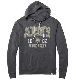Weathered Terry Hoody (Army/1802/WPT/League)