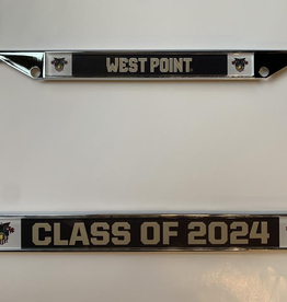 West Point Class of 2024 License Plate Frame