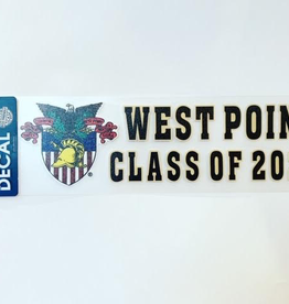 West Point Class of 2024 Decal