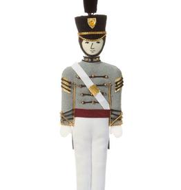 Male/Caucasian/TARBUCKET/Cadet Ornament, St. Nicholas Co.