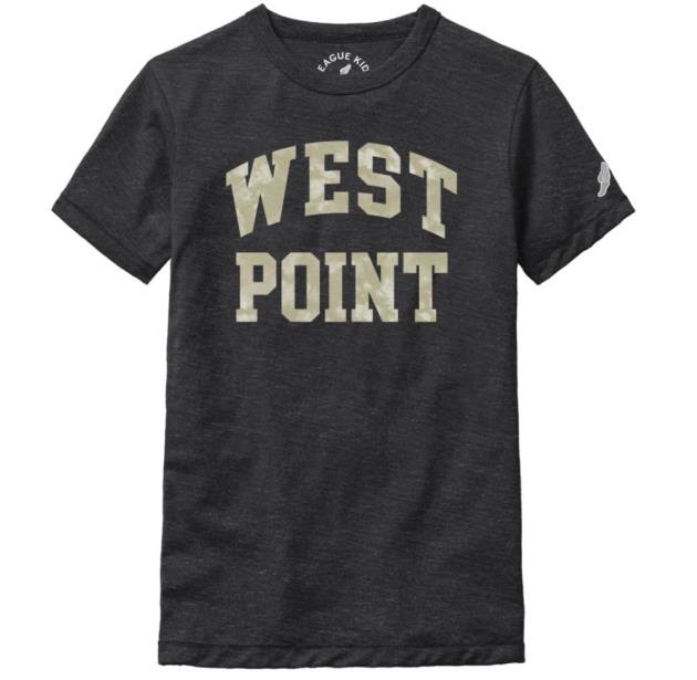 Youth West Point Victory Falls Tee