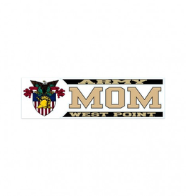 "Army/West Point MOM Decal (3"" x 10"")"