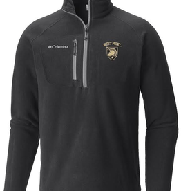 Columbia Fast Trek III/West Point Half Zip Fleece