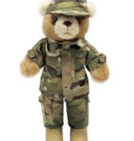 Camo Bear Female (Army)