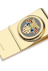West Point Enamel Money Clip