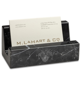 West Point Marble Business Cardholder