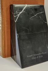 USMA Marble Bookends (Set of 2)