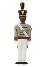 Male/Af Amer/TARBUCKET/Cadet Ornament/St. Nicholas