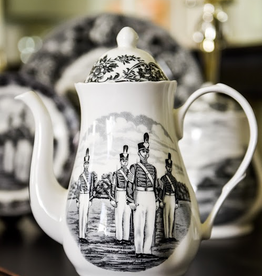 West Point China Coffee Pot
