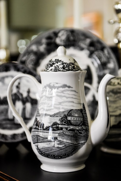 Coffee Pot (West Point China)