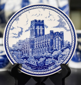 Trivet, West Point China, Cadet Chapel (Blue)