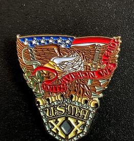 USMA 2020 Crest Lapel Pin