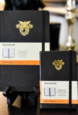 USMA Crest Large Moleskine Ruled Notebook