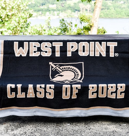 "West Point Class of 2022 Knit Blanket (63"" x 53"")"
