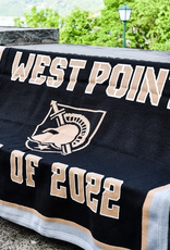 """West Point Class of 2022 Knit Blanket (63"""" x 53"""")"""