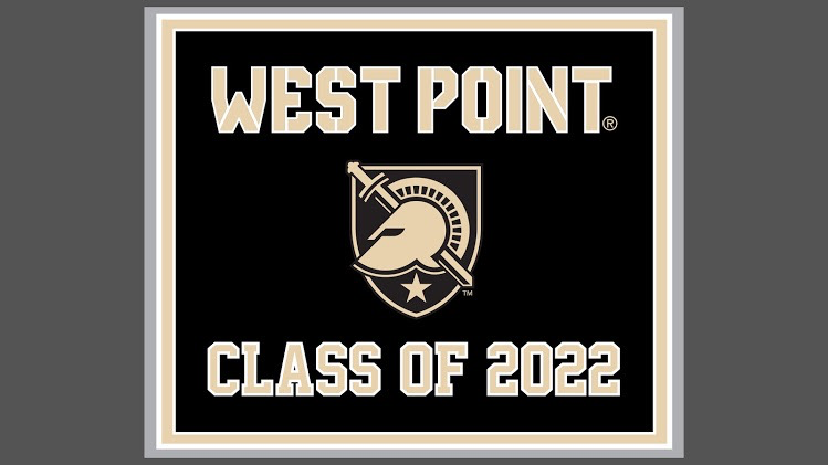 West Point Class Of 2022 Knit Blanket 63 X 53