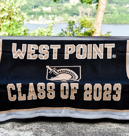 "West Point Class of 2023 Knit Blanket (63"" x 53"")"