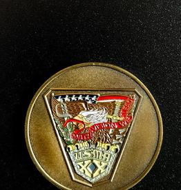 USMA 2020 Crest Coin