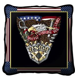 SALE! West Point Class of 2020 Crest Pillow (17 x 17)