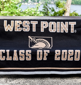 """West Point Class of 2020 Knit Blanket (63"""" x 53"""")"""