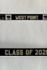 Class of 2020  Glossy License Plate Frame