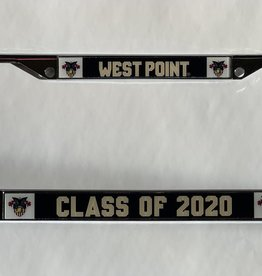 SALE! Class of 2020  Glossy License Plate Frame