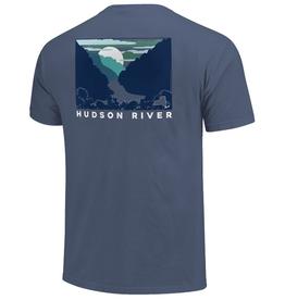 Comfort Color Short Sleeve T-Shirt/Hudson River