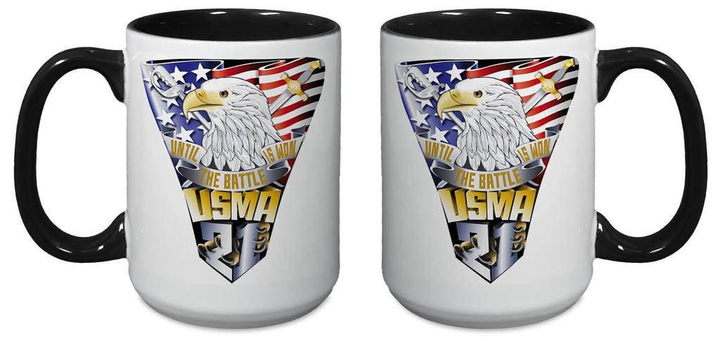 West Point Class of 2021 Mug (15 ounce)