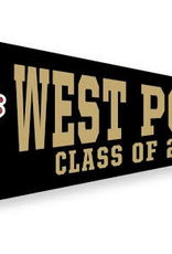 West Point Class of 2024 Pennant (9.5 by 24 inches)