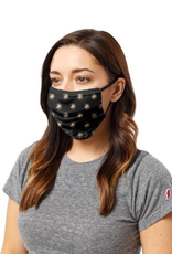 West Point/Three Layer Face Mask(League)