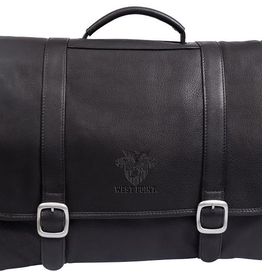 West Point Leather/Willow Rock Computer Leather Briefcase (Special Order)