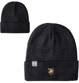 Under Armour Truckstop Beanie/Black (Unisex/Athletic Shield)