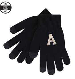 West Point I Text Glove (Med/Black)