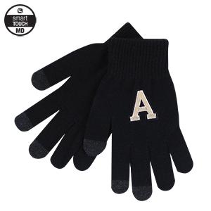 West Point I Text Glove (Med/Black)
