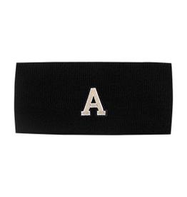 Polar Knit Earband (Black)