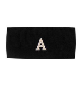 West Point Polar Knit Earband (Black)