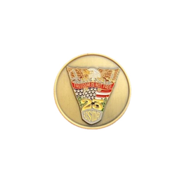 SOLD OUT and Reordered!/West Point Class of 2023 Coin