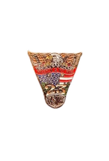 West Point Class of 2023 Crest Lapel Pin